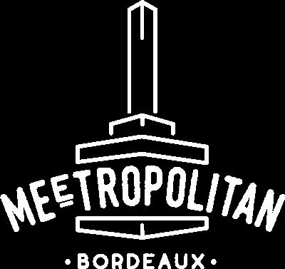 Logo du meetropolitan espace de coworking bordeaux centre