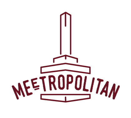 Logo meetropolitan espace de coworking bordeaux centre